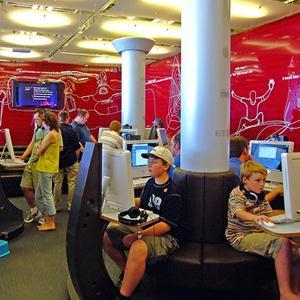 Интернет-кафе Сонково