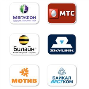 Операторы сотовой связи Сонково
