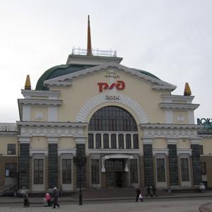 Железнодорожные вокзалы Сонково